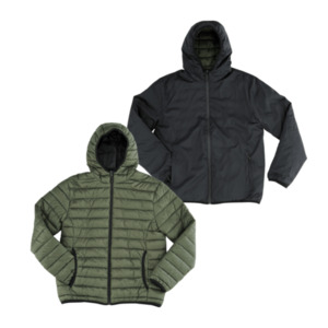 ACTIVE TOUCH     Wende-Steppjacke