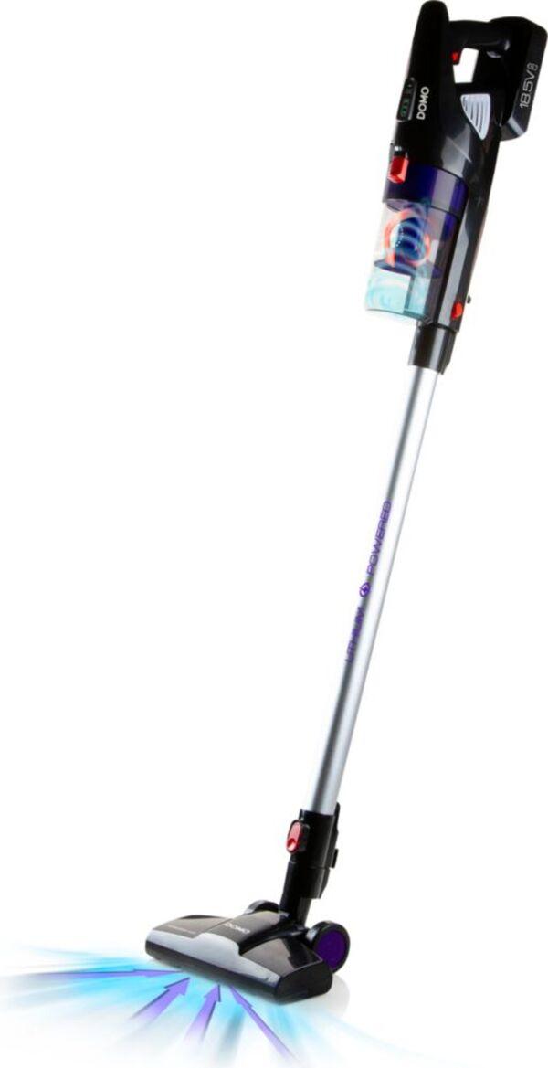 Domo DO225SV Akkusauger 2-in-1 18,5 V