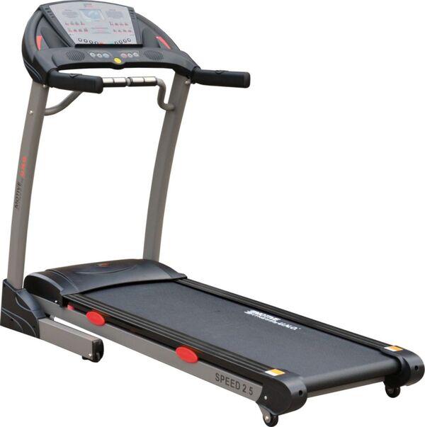 Motive Fitness by U.N.O. Laufband Speed 2.5