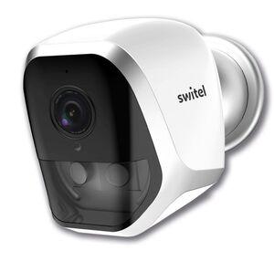 Switel COIP200B Kabellose batteriebetriebene Überwachungskamera