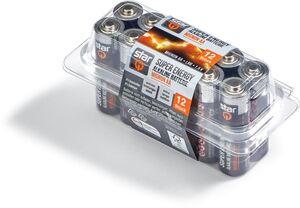 starQ Super Energie Alkaline Batterie, Mignon AA, 12er Box