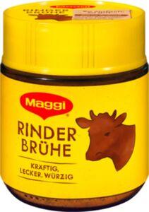 Maggi Rinder Brühe ergibt 6 L