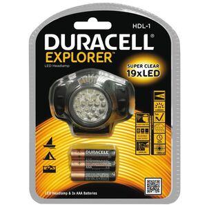 DURACELL Explorer Stirnleuchte HDL-1