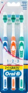 Oral-B Classic Care Zahnbürste 2+1
