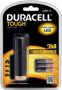 DURACELL LED Tough Compact Taschenlampe CMP-11