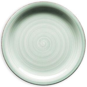 Teller - grün - Ø 27 cm