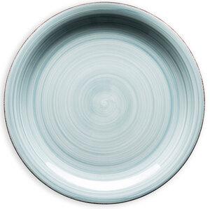 Teller - blau - Ø 27 cm