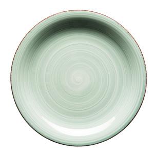 Dessertteller - grün - Ø 19,5 cm