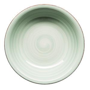 Suppenteller - grün - Ø 21,5 cm