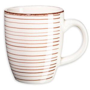 Kaffeebecher - beige - 380 ml