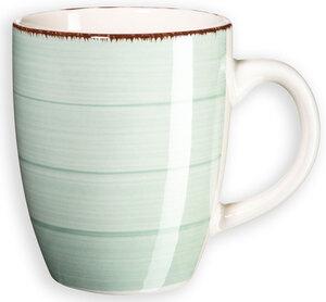 Kaffeebecher - grün - 380 ml