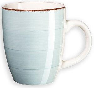 Kaffeebecher - blau - 380 ml
