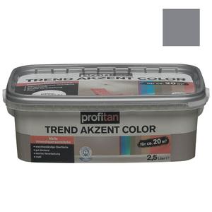profitan Wandfarbe Trend Akzent Color - klippe matt - 2,5 Liter