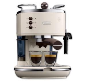 DE LONGHI Espressosiebträgermaschine ECOV 311.BG