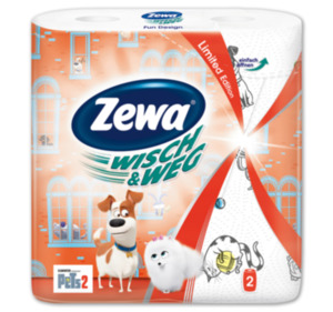 ZEWA Wisch & Weg Küchenrolle
