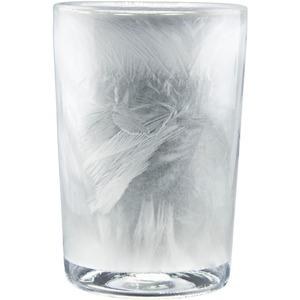 CoolDownDrink Glas 280ml transparent, bekannt aus 'Das Ding des Jahres'