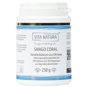 Vita Natura Sango Korallenkalzium Pulver 250 g
