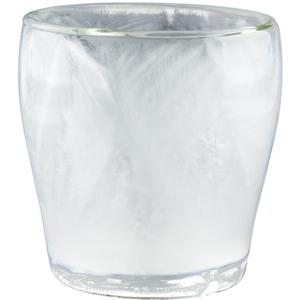 CoolDownDrink Glas 80ml transparent, bekannt aus 'Das Ding des Jahres'