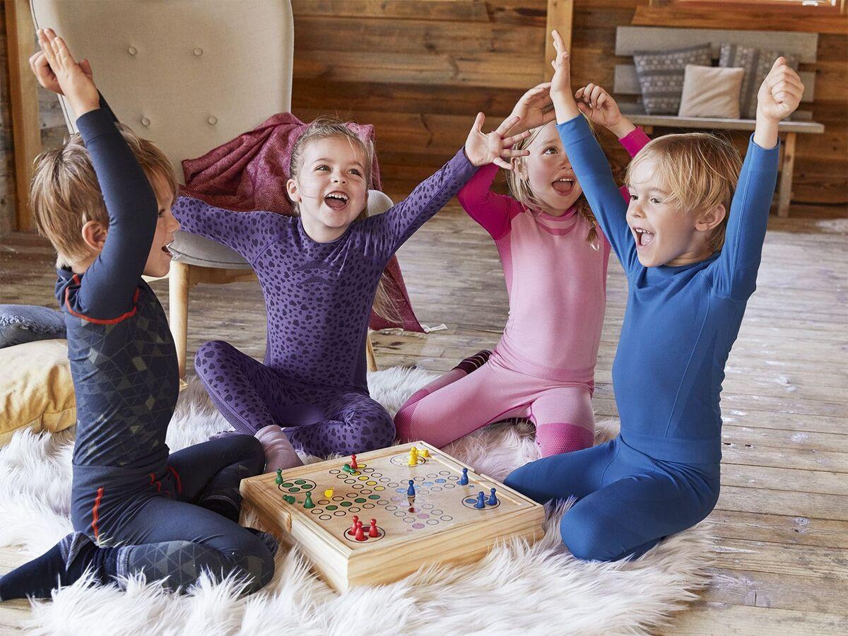 Bild 2 von CRIVIT®PRO Kleinkinder Mädchen Ski-Unterwäsche, 2-teilig