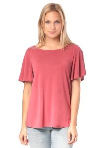 Vila Viatetsy - T-Shirt für Damen - Rot