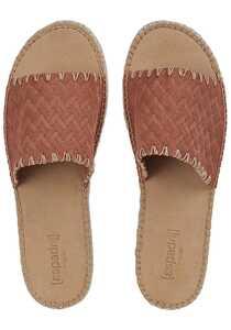 ESPADRIJ Paloma 2 - Sandalen für Damen - Braun