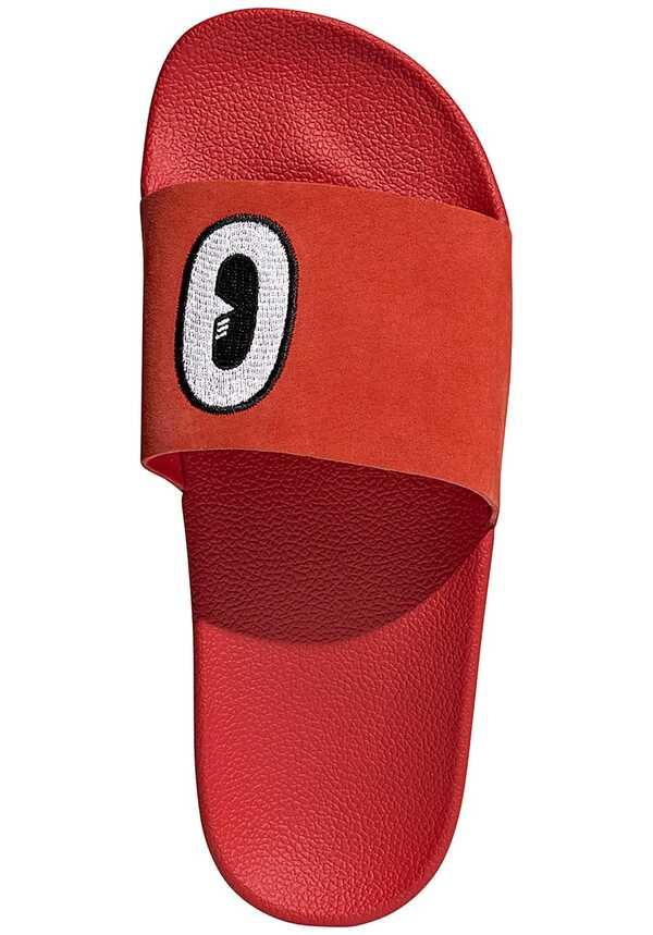 adidas Originals Adilette - Sandalen für Damen - Rot