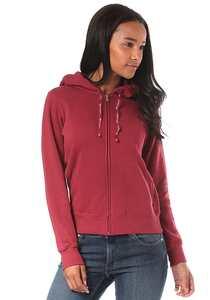Champion Hooded Full Zip - Kapuzenjacke für Damen - Rot