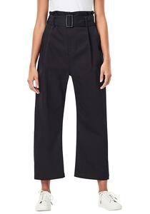 G-STAR RAW Bronson Xl Paperbag Waist - Stoffhose für Damen - Blau