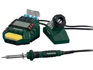 PARKSIDE® Digitale Lötstation PLSD 48 B2