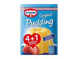 Dr. Oetker Original Pudding Vanille-Geschmack