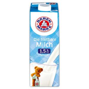 Bärenmarke Die haltbare Milch