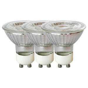 Boxxx LED-LEUCHTMITTEL GU10 6 W, Weiß