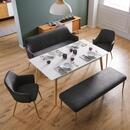 Bild 4 von Armlehnstuhl in Dunkelgrau 'Chrisi'