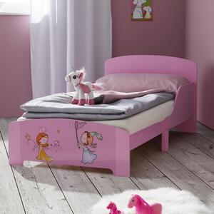 Kinderbett in Rosa 'Alisa'