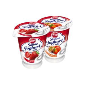 Zott Sahne Joghurt mild