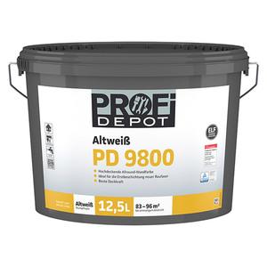Profi Depot PD Wandfarbe Altweiß PD 9800