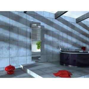 Designheizkörper Broken Mirror 3