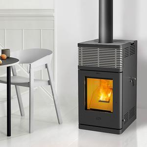 Fireplace Pelletofen Gravio