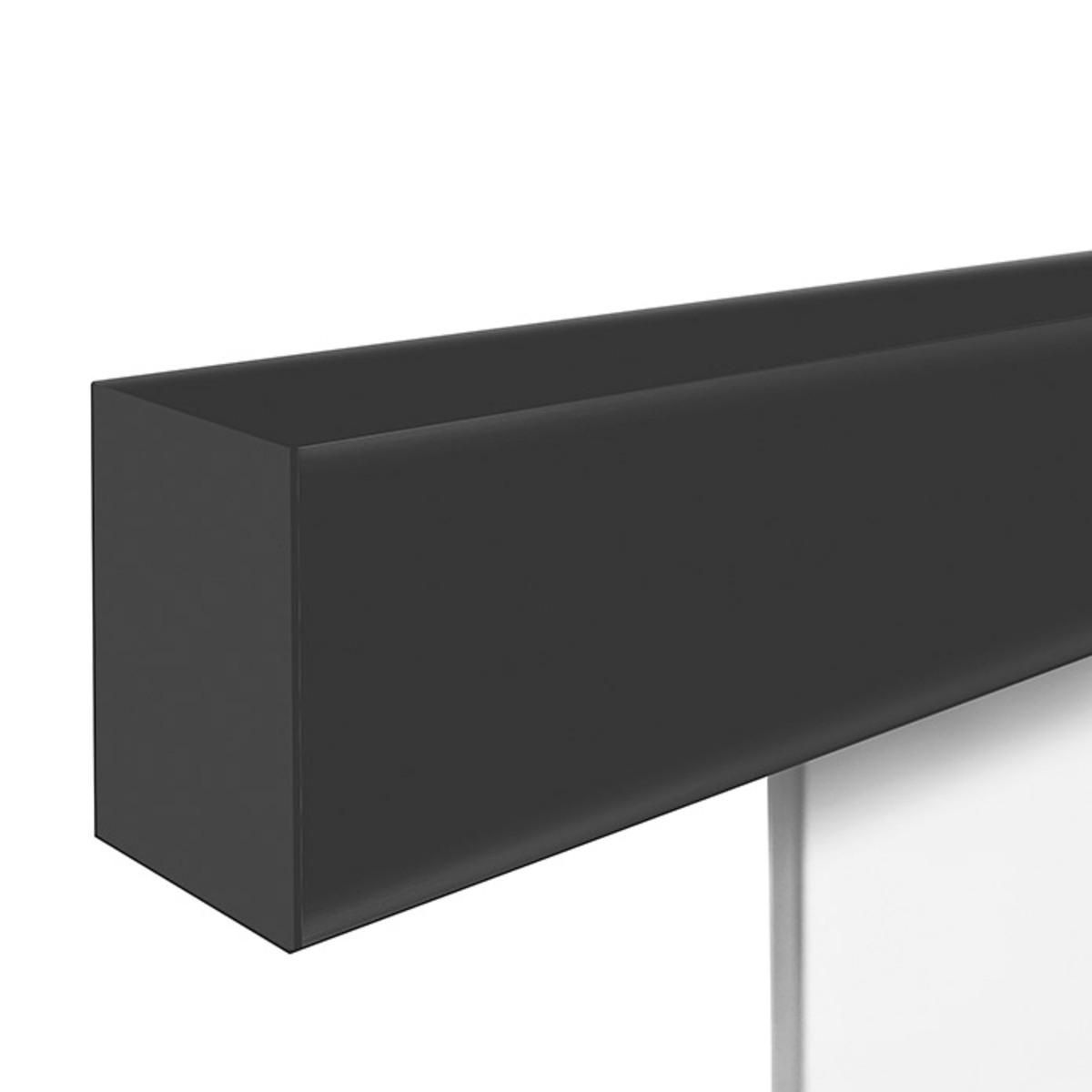 Bild 2 von Diamond Doors Schiebetürsystem Edge Black Edition