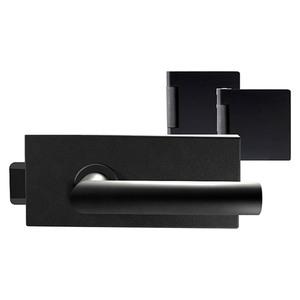 Diamond Doors Glastürbeschlag Style SC UV Black Edition