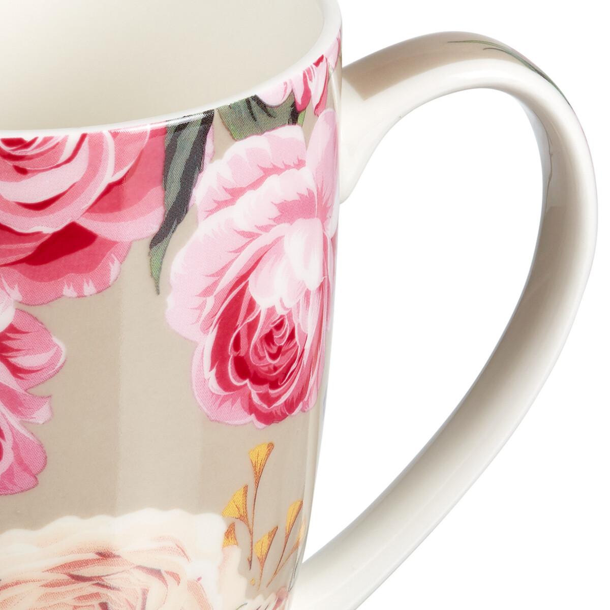 Bild 3 von Tasse mit Rosen-Dessin