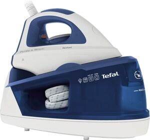 Tefal SV5020 Purely & Simply Bügelstation blau/weiß