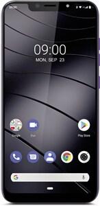 Gigaset GS195 Smartphone Dark Purple