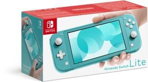 Nintendo Switch Lite Konsole türkis