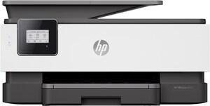 HP OfficeJet Pro 8012 AiO Multifunktionsgerät Tinte grau