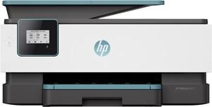 HP OfficeJet Pro 8015 AiO Multifunktionsgerät Tinte blau
