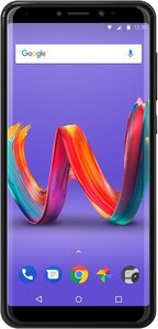 Wiko Harry 2 Smartphone anthrazit