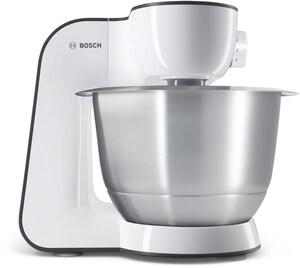 Bosch MUM50136 Küchenmaschine schwarz/silber