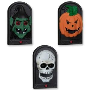 Halloween gruselige Türklingel »Hexe«
