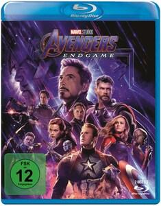 Walt Disney BD Avengers Endgame
